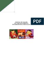 51225361 Manual de Taller de Fortalecimiento de Habilidades Parentales Copia