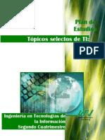 41 Manual de Asignatura Topicos Selectos de TI