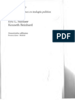 Zizek, S, E Santner y K Reinhard - El prójimo
