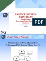 Bernd Madauss_Project Control Principles