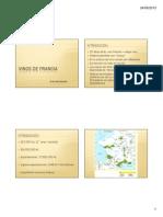 Vinos de Francia Apuntes
