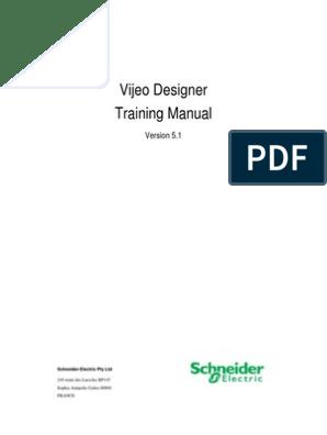 Vijeo Designer 5 1 Manual A | Windows Vista | Microsoft Windows