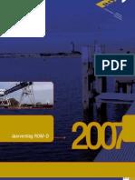 ROMDjaarverslag2007