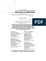Brief for Cato Institute, American Farm Bureau Federation, American Land Title Association, National Cattlemen's Beef Association, Public Lands Council and Professors of Property Law as Amici Curiae in Support of Petitioners, Marvin M. Brandt Revocable Trust v. United States, No. 12-1173 (No. 22, 2013)
