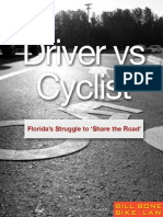 Whitepaper Drivers vs Cyclists Floridas Struggle to Share the Road