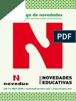 noveduc2013_novedades
