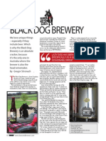 Black Dog Brewery FB*Propak - Beer and Brewer Magazine by Gregor Stronach