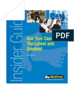 mckinsey wetfeet consulting interview ace your case iv 2004_ed