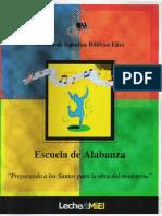 Escuela de Alabanza