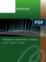 Maptek BlastLogic Overview Spanish