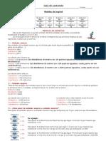 Conversión de unidades de medidas  4° año .doc