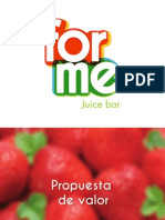 For ME - Juice Bar