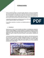 Petroleo Diesel