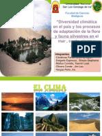 DIVERSIDAD CLIMÁTICA EN EL PERÚ