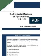 Revolución mexicana en Aguascalientes [Modo de compatibilidad]