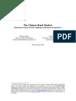 The Chinese Bond Market