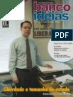 Revista Banco de Ideias n° 40 - Inteligência e Liberdade - seção livros