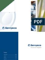 Catálogo Servyeco 2012