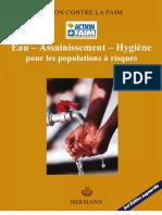 ACF WASH - Eu Assainissement Et Hygiene Manuel - 01-2007 - Fr