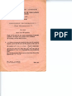 GCE O Level Past Exam Papers 1978-1987