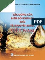 Tac Dong Cua Bien Doi Khi Hau Den Tai Nguyen Nuoc