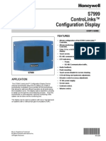 HoneywellControLinksS7999ConfigurationDisplay_732