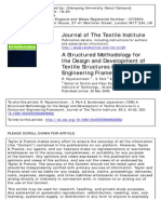 A Structured Methodology For