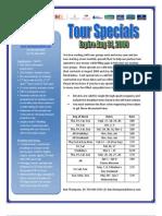 Holiday Inn Express Spring Field - T&T Specials 8-09