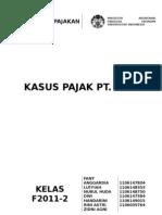 Tugas VI - PT. MCA