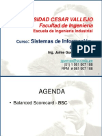 Sesion 14 - Balanced Scorecard