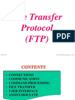 Lecture 22- FTP
