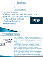 Exhaust System ppt