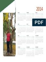 Calendario 2014 MARITZA