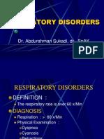 RESPIRATORY DISORDERS (Abdurahman S).ppt
