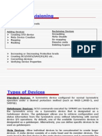 DMX Storage Provisioning