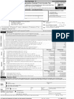 Environmental Defense Fund 2011 990