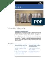 Symmetrix Dmx Series - Data Sheet