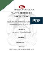 analisisfiancierotumanagraria2011-120109092111-phpapp02