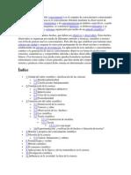 La Ciencia Fundamentacion y Metodo