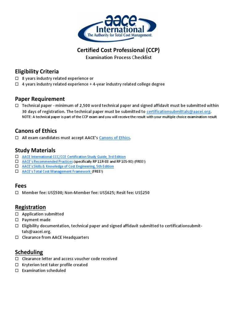 Ccp certification study guide first edition exam array ccp certificationchecklist rh es scribd fandeluxe Images