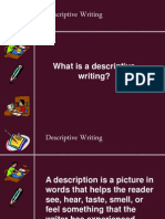 Powerpoint Descriptive