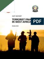 Terrorist Financing in West Africa