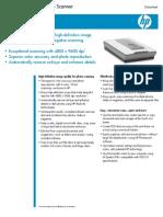 scanner specification
