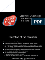 Goodknight Low Smoke Coil campaign by Vritti-i Media