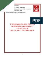 Textes_juridiques Sante Publique
