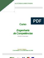 Curso Engenharia de Competências