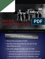 Unfair Labor Practices001