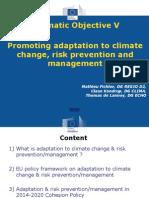 Presentation Adaptation & Risk Prevention