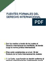 03. Fuentes Del Derecho Internacional