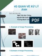 Tổng quan về xử lý ảnh - NCKH - DSP